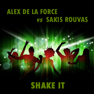 Alex De La Force vs Sakis Rouvas: Shake It